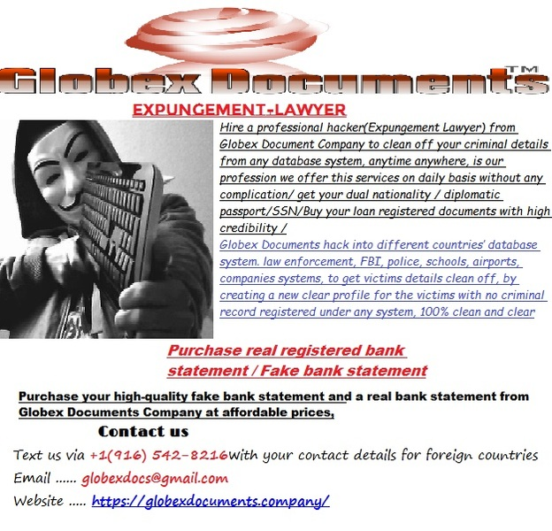Expungement Lawyer - Erase your criminal record / Hire a Hacker